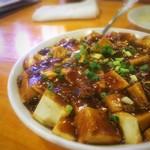 中華居酒屋 森盛酒場 - 麻婆豆腐