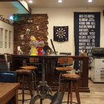 カフェ&バーバンデ - (2018年05月)店内
