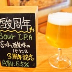 IL LAGO - 生ビール(京都醸造:酸周年)