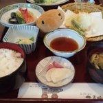 レストラン五明館 - 五明館のお昼御飯