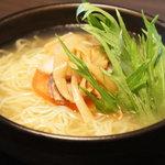 大阪王 - 京都製麺コラボ冷やしラーメン【夏季限定】