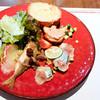 ながぐつ - 料理写真:前菜