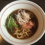 影武者 - ストレート中太麺