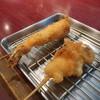 七福神 - 料理写真:海老、げそ