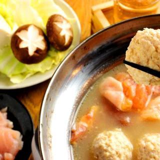 【自慢の一品!】濃厚白湯スープを使った博多水炊き鍋♪
