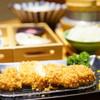 かつ工房和幸 - 料理写真:おろしロースかつ定食 (¥1,480)
