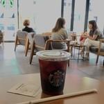 スターバックスコーヒー - 「コールドブリューコーヒー」。