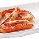 アラスカ産紅鮭はらす焼き