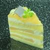 ルトゥール - 料理写真:特選桃のショートケーキ