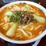 中国料理 甜甜酒楼 - 四川胡麻坦々刀削麺