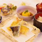 カフェ ド ヒラオカ - 和食ランチ