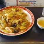 中国料理 幸珍 - 料理写真:五目あんかけ焼そば