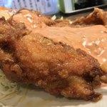 鳥心 - 鳥心(高知市南川添)チキンナンバン定食
