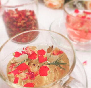 La fete de filles - 紅茶はホット、アイス合わせて70種類
