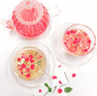La fete de filles - 味わいや香りは勿論、色味もお楽しみ頂けます