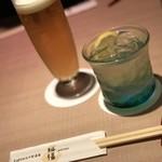宮崎とれたて居酒屋 狐福 - 自家製サングリア