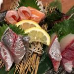 炭火串焼と旬鮮料理の店 下関 炭旬 -