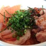 ラビスタ函館ベイ - 料理写真:海鮮丼~♡