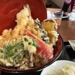 87950029 - 天丼1600円