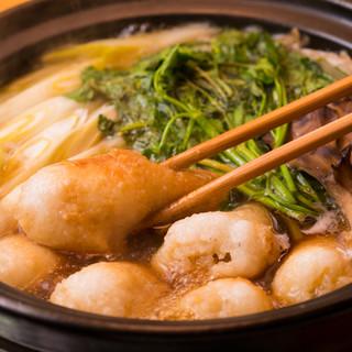 米本来の旨味と甘味をじっくりと享受する優しい鍋