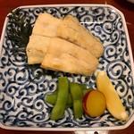 とゝや 魚新 - 焼魚定食