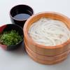 伊予製麺 - 料理写真:釜揚げうどん(並) 290円