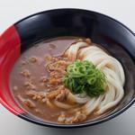 伊予製麺 - カレーうどん(並) 410円