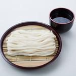 伊予製麺 - ざるうどん(並) 290円