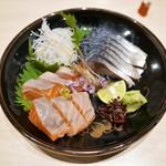 日本酒と魚串 松吉 - お造り