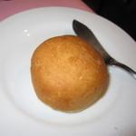 西洋膳所 やすなが - 追加をお願いした「パン」