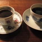 トゥジュール デビュテ - ブレンドコーヒー