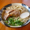 Sobadokorotakaraya - 料理写真:軟骨ソーキそば