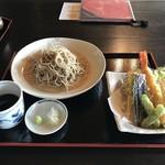 喜蕎八 - 料理写真:見た目もきれい
