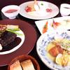 ブラッスリー タケ - 料理写真:ディナー5000円コース