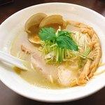 麺屋 心羽 - 貝塩拉麺