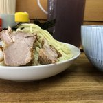 はじめ - 味噌つけ麺中盛 750円