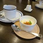 ティーズカフェ - デザート