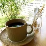 ハッピーエッグカフェ - ブレンドコーヒー