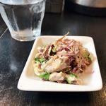 麺場 Voyage - ランチタイムのミニ小鉢サービス