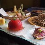 蕎麦 やまもと - 料理写真: