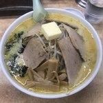 87965137 - 味噌カレー牛乳ラーメン