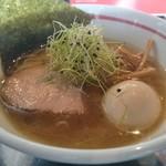 87966232 - 味玉柳麺(塩)