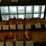 Bread sticks cafe -