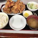 87967006 - ザンギ定食A 890円