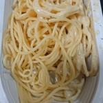 セイコーマート - 料理写真:何かのスパゲッティ
