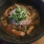 Membisutoronakano - トリッパ入りとまと麺