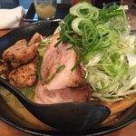 麺家 じゃんぷ亭 - 炙り鶏