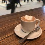 ザ・シティ・ベーカリー - ホットチョコレートミニ モームメイドマシュマロハーフ
