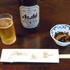 さらしな - 料理写真:アサヒスーパードライ中瓶(630円)