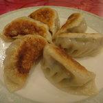 金燕閣 - 焼き餃子